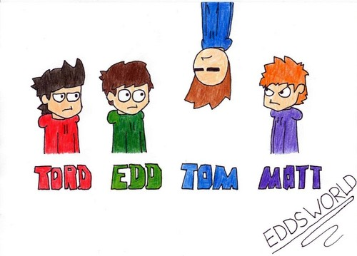 Eddsworld wallpaper entitled eddsworld