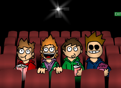 Eddsworld wallpaper possibly with a stained glass window called eddsworld