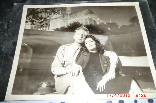 elizabeth taylor and van johnson