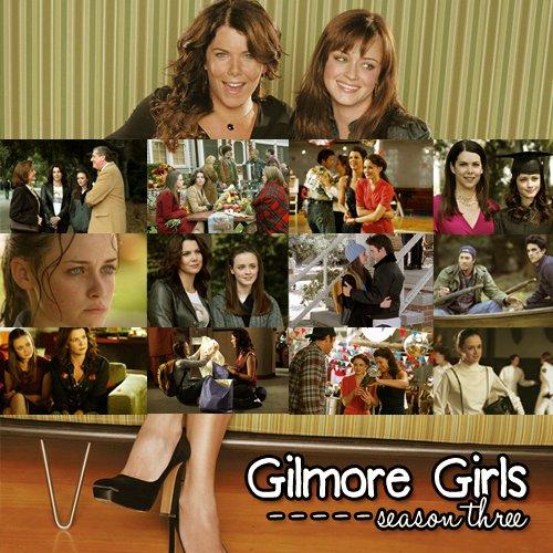 gilmore girls - season three