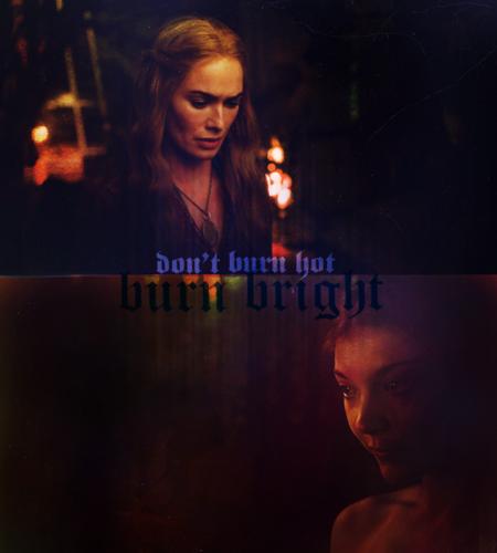Cersei & Margaery