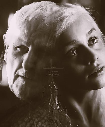 Aemon & Daenerys Targaryen
