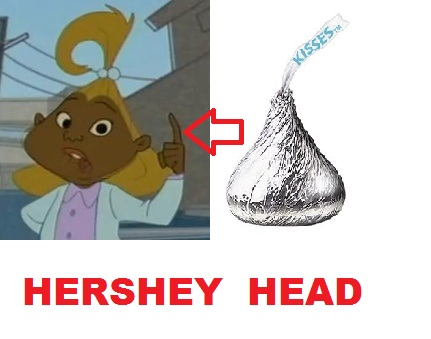 The Proud Family wallpaper called hershey head