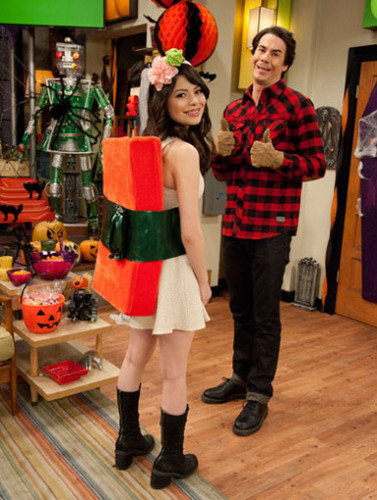 iHalfoween - icarly Photo