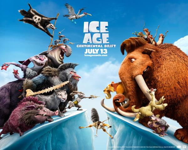 Watch Ice Age Continental Drift Online