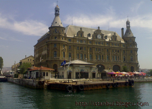 istanbul -haydarpaşa