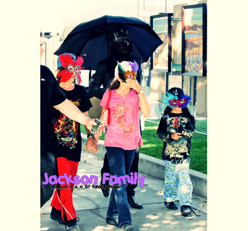 jackson family - blanket-jackson Fan Art