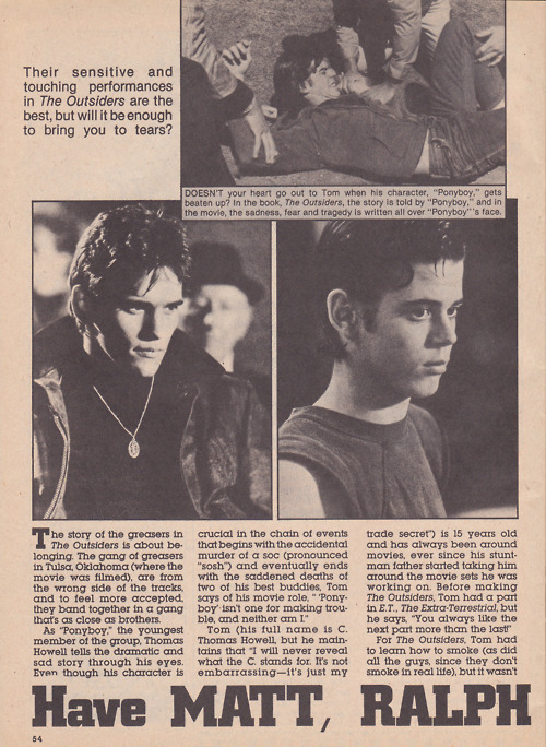 an analysis of the chapters on ponyboy who liked his hair