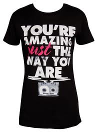 just the way your are T-shirt