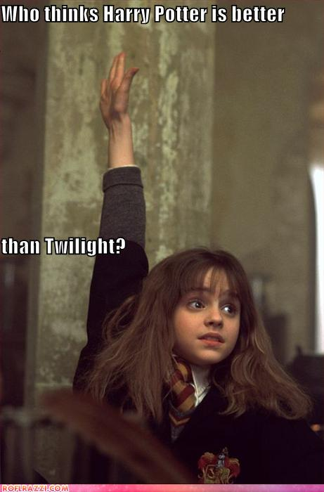 Harry Potter Twilight Lolllz