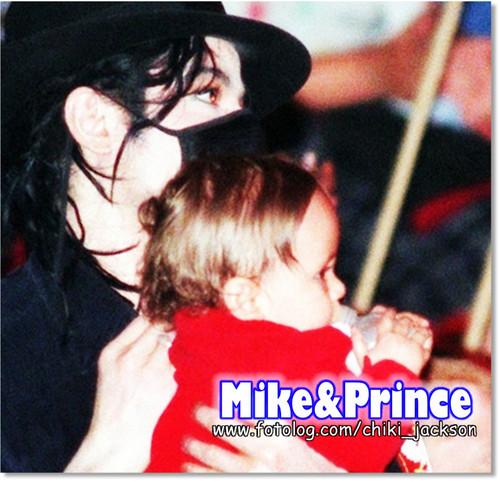 michael and prince