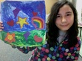 my painting and me