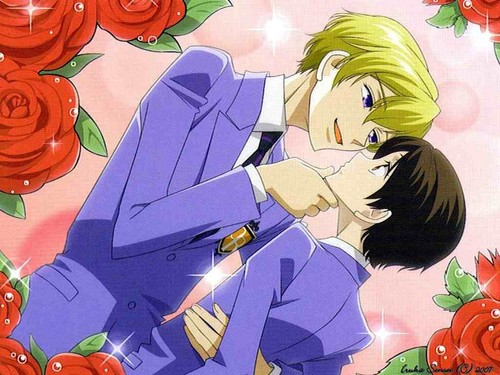 ouran high school host club Fotos
