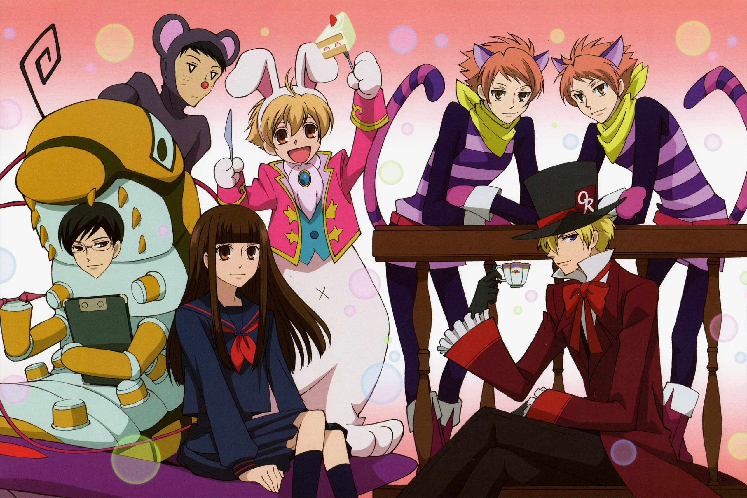 Ouran High School Host Club RP ouran high school host club photosOuran Highschool Host Club Honey And Haruhi