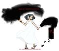 paint it black - total-drama-island fan art