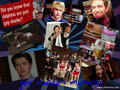 random glee moments! - glee wallpaper