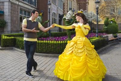 real belle