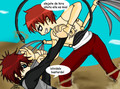 s vs g - gaara-and-the-sand photo