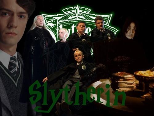 slytherin pride~!