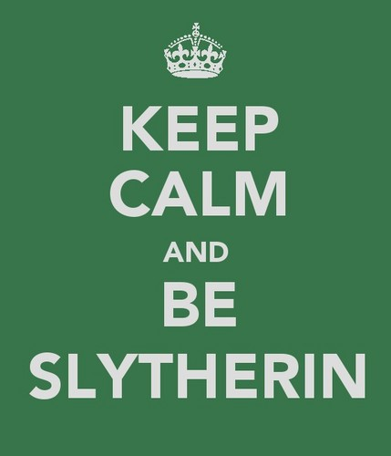 slytherin pride~! - slytherin Photo