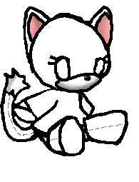 sonic fam character cat plushie base