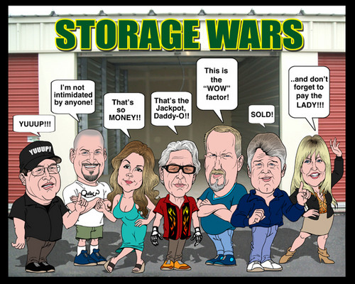 Storage Wars wallpaper titled storage wars