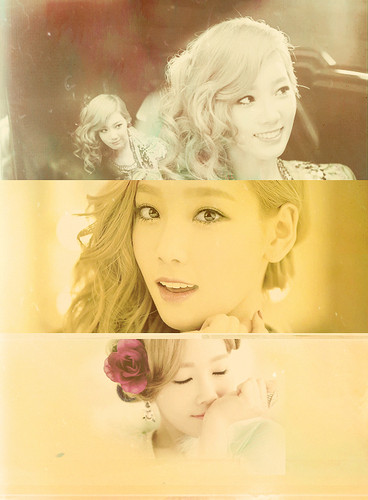 taeyeon Girls' Generation-TTS Twinkle