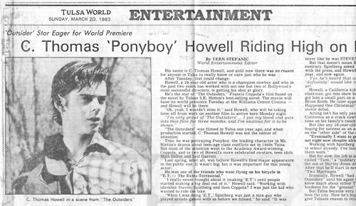 The Outsiders wallpaper possibly containing a newspaper and anime called the outsiders (rare)