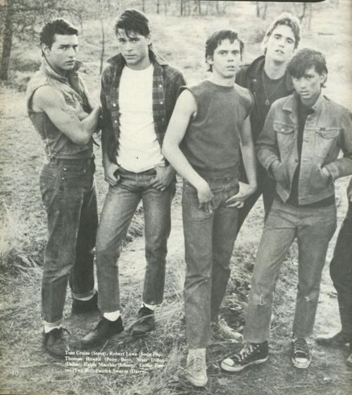the outsiders (rare) - The Outsiders Photo (30697634) - Fanpop
