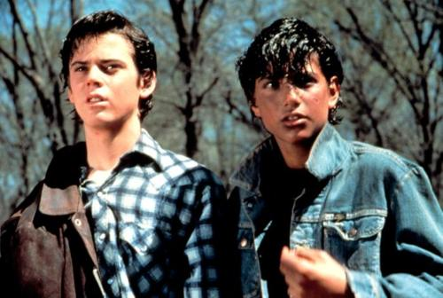 The Outsiders wallpaper titled the outsiders