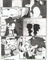 the things you said page 6. - sonic-and-amy photo