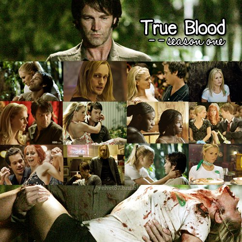 true blood - season one