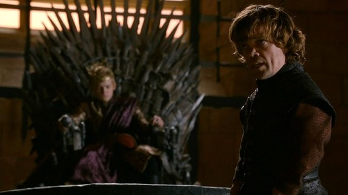 tyrion and Joffrey