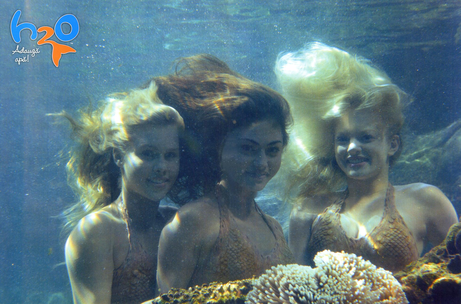 H2o Mermaids Images | FemaleCelebrity