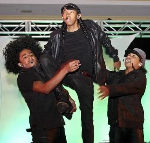 wad up??? - mindless-behavior Photo