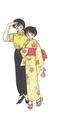 らんま12 Ranma and Akane