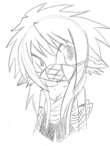 (At Sketch) .:Lolita Luna Yuki-Hana:. ~ RebelliousPhoenix