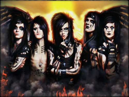 Rakshasa's World of Rock N' Roll images ☆ BVB ☆ HD wallpaper and background photos