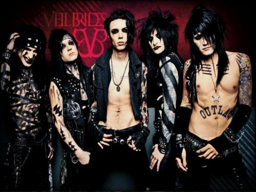 Rakshasa's World of Rock N' Roll wallpaper containing a bearskin, a well dressed person, and a portrait entitled ★ BVB ☆