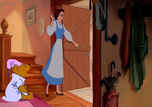 """""""Belle, why did آپ do that?"""""""