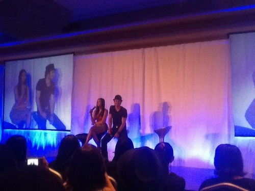 #Bloodynightcon - nina-dobrev Photo