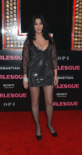 """""""Burlesque"""" Premiere at Grauman's Chinese Theater in Hollywood"""