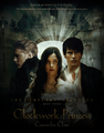'Clockwork Princess' fanmade book cover