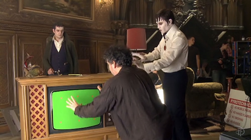 "Dark Shadows - ""Barnabas Unleashed"""