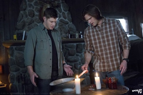 Episode 7.23 - Survival of the Fittest - Promotional Photos - supernatural Photo