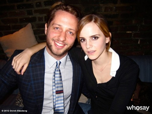 Gucci Hosts 'Very Classy' by Derek Blasberg Dinner at Soho House, London (01.05.2012) - harry-potter Photo