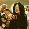 ༺♥༻I just want someone I can hold on to - michael-jackson photo