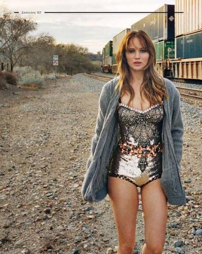 Jennifer Lawrence for Rolling Stone Spain 2012