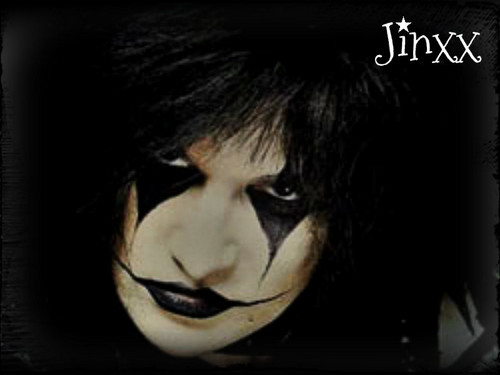 Rakshasa's World of Rock N' Roll achtergrond probably containing a portrait entitled ★ Jinxx ☆