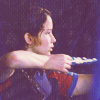• Katniss Everdeen. - katniss-everdeen Icon